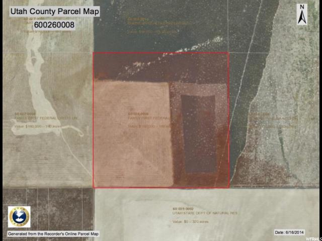 Land for Sale at SEE DIRECTIONS Cedar Fort, Utah 84013 United States