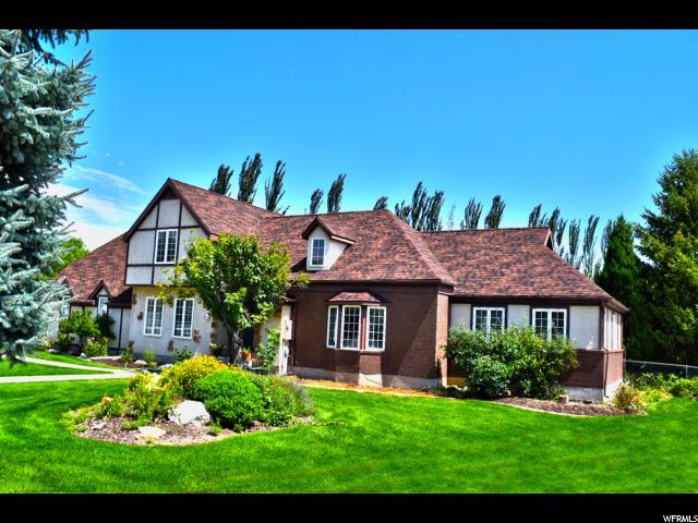Один семья для того Продажа на 8897 S 3020 W West Jordan, Юта 84088 Соединенные Штаты