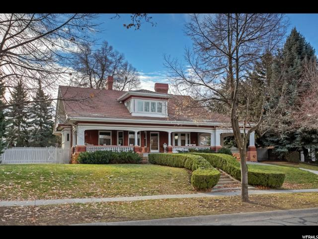 Home for sale at 1354 E Stratford Ave, Salt Lake City, UT  84106. Listed at 1499000 with 6 bedrooms, 4 bathrooms and 5,058 total square feet