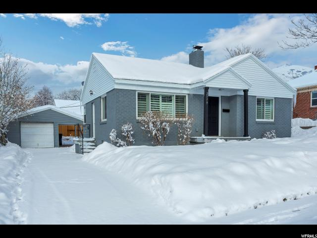 Home for sale at 2579 E Wilmington Ave, Salt Lake City, UT  84109. Listed at 419900 with 4 bedrooms, 2 bathrooms and 1,648 total square feet
