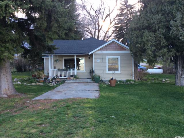 Один семья для того Продажа на 285 N MAIN Clarkston, Юта 84305 Соединенные Штаты