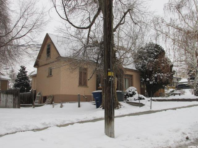 Home for sale at 160 W Clinton, Salt Lake City, UT 84103. Listed at 259900 with 4 bedrooms, 1 bathrooms and 2,006 total square feet