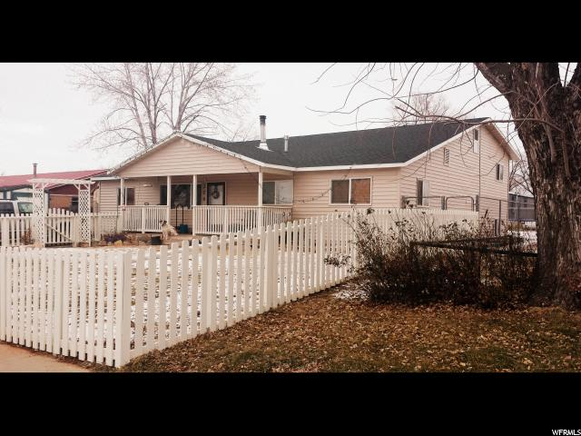 Single Family for Sale at 379 S 300 W Blanding, Utah 84511 United States