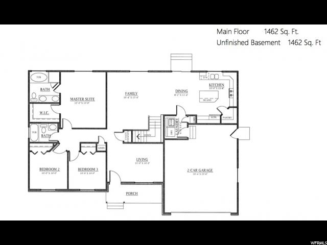 2481 W CEDARLINE LOOP Unit 427 Stockton, UT 84071 - MLS #: 1425228
