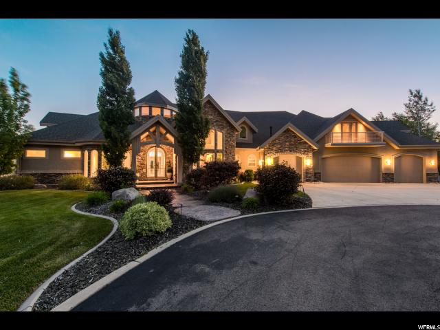 Single Family for Sale at 12928 S HICKORY KNOLLS Court Draper, Utah 84020 United States