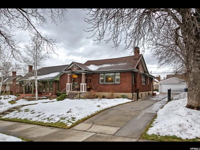 Home for sale at 1363 E Kensington Ave, Salt Lake City, UT  84105. Listed at 549000 with 3 bedrooms, 2 bathrooms and 2,000 total square feet