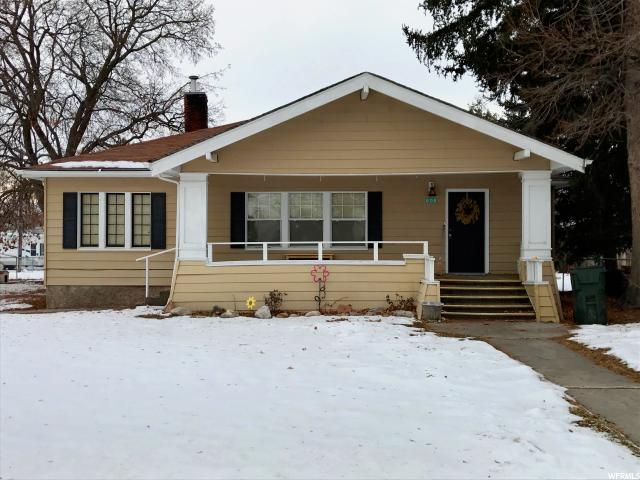 Single Family for Sale at 608 CENTER Street McCammon, Idaho 83250 United States