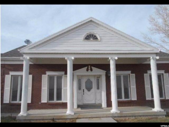 单亲家庭 为 销售 在 4500 S 925 E Delta, 犹他州 84624 美国