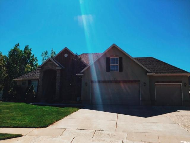 Single Family for Sale at 7639 S 2050 E South Weber, Utah 84405 United States