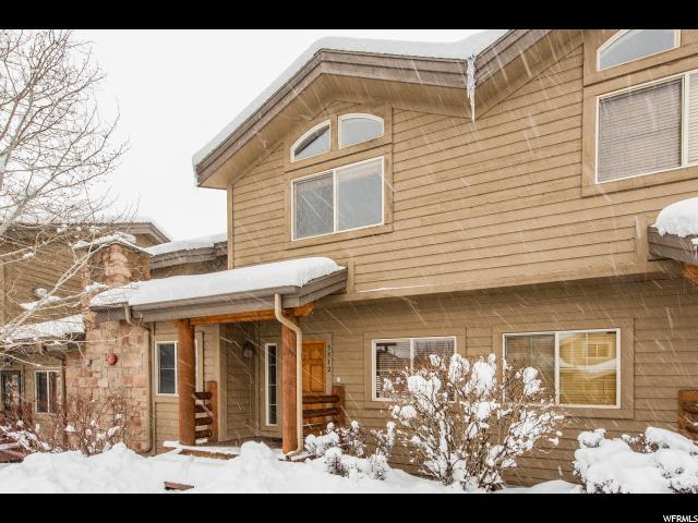 Casa unifamiliar adosada (Townhouse) por un Venta en 5512 BOBSLED Boulevard 5512 BOBSLED Boulevard Unit: T24 Park City, Utah 84098 Estados Unidos