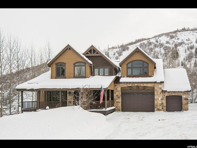 Single Family for Sale at 7836 PINEBROOK Road Park City, Utah 84098 United States
