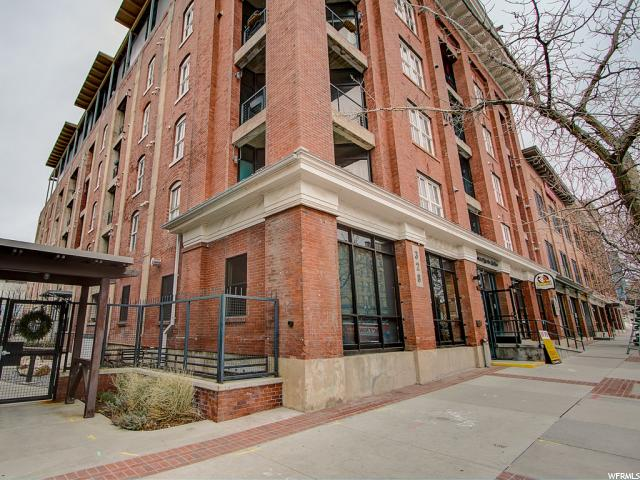Home for sale at 328 W 200 South #105, Salt Lake City, UT 84101. Listed at 325000 with 1 bedrooms, 1 bathrooms and 972 total square feet