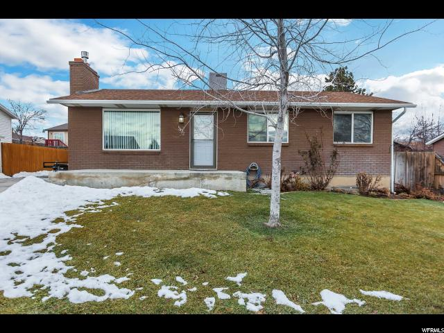 Single Family for Sale at 5032 W HIGHWOOD Drive Kearns, Utah 84118 United States