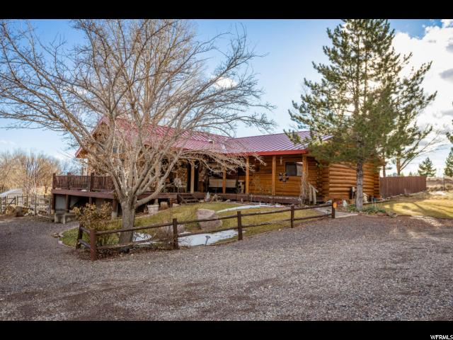 Single Family for Sale at 140 E WELLS FARGO Brookside, Utah 84782 United States