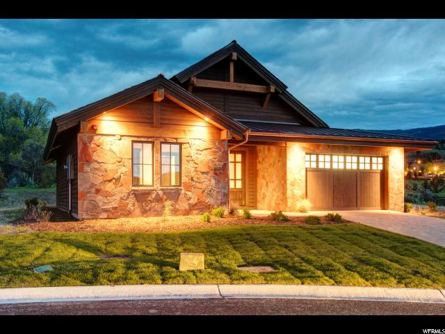 Additional photo for property listing at 133 N CLUB CABINS CT #11 133 N CLUB CABINS CT #11 Unit: 11 Heber City, Utah 84032 United States