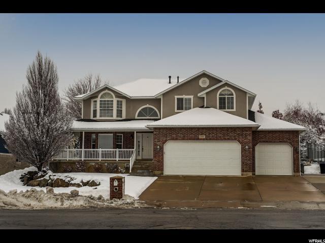 单亲家庭 为 销售 在 2556 W 550 N West Point, 犹他州 84015 美国