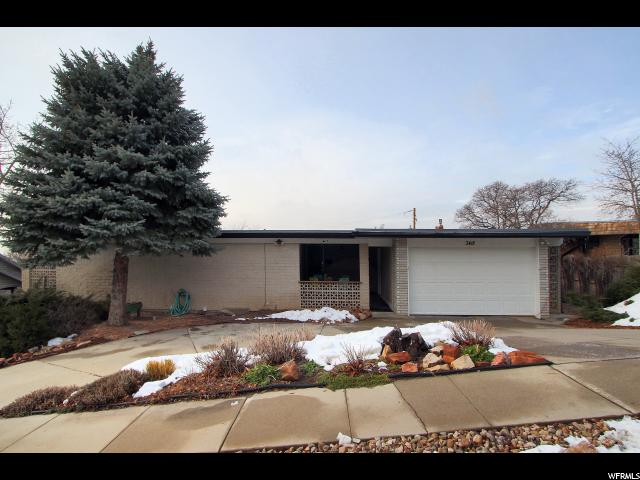 3418 S 3650 E, Salt Lake City UT 84109