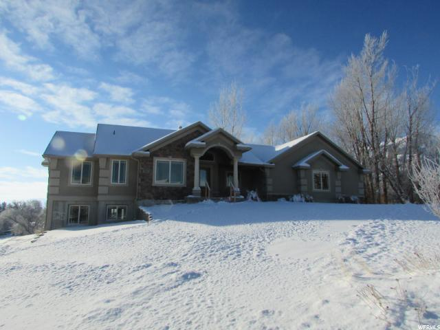 Unique la famille pour l Vente à 515 PHEASANT HOLLOW Lane Mendon, Utah 84325 États-Unis