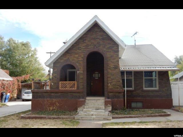Один семья для того Продажа на 119 W PARK Street Copperton, Юта 84006 Соединенные Штаты