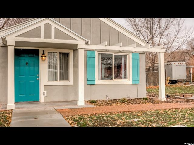 1172 W GIRARD, Salt Lake City UT 84116