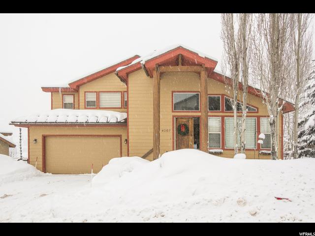 4067 HILLTOP CT, Park City UT 84098