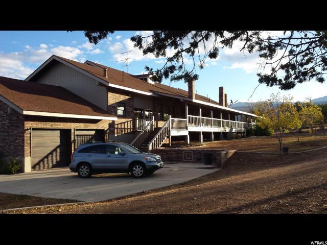 Granjas / Hacienda / Platanción por un Alquiler en 200 700 Kanosh, Utah 84637 Estados Unidos