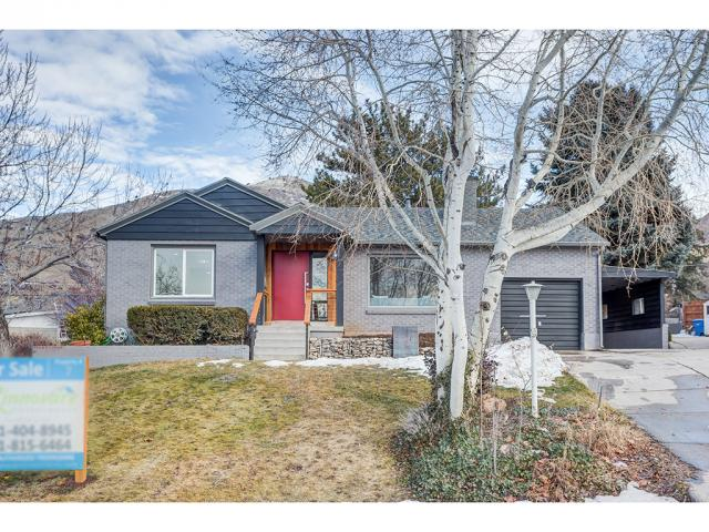 3381 E JOYCE DR, Salt Lake City UT 84109