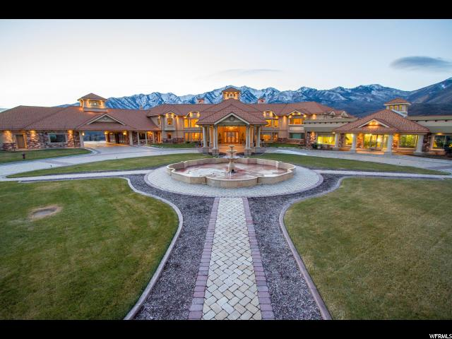Single Family for Sale at 8272 E LEFT HAND FORK HOBBLE CREEK Springville, Utah 84663 United States