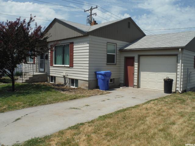 单亲家庭 为 销售 在 1538 E FREMONT Street Pocatello, 爱达荷州 83201 美国