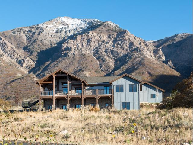 Single Family for Sale at 870 E MOUNTAIN Road North Ogden, Utah 84414 United States