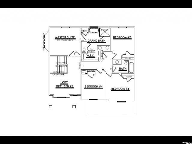 Additional photo for property listing at 312 N 1980 E MM E 05Q 312 N 1980 E MM E 05Q Unit: AUBREY Spanish Fork, Utah 84660 United States
