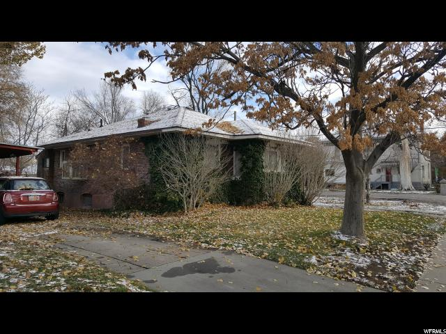 Home for sale at 461 E 1300 South, Salt Lake City, UT  84115. Listed at 279000 with 3 bedrooms, 2 bathrooms and 1,327 total square feet