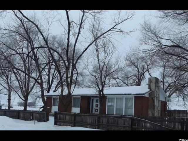 Single Family for Sale at 15460 N HWY 83 E Howell, Utah 84316 United States