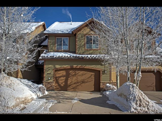 3042 W LOWER SADDLEBACK RD, Park City UT 84098