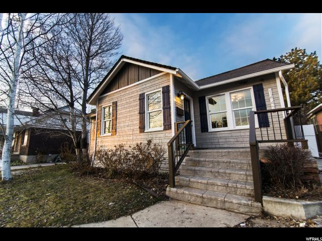 Home for sale at 1447 Logan Ave, Salt Lake City, UT  84105. Listed at 539900 with 4 bedrooms, 3 bathrooms and 2,491 total square feet