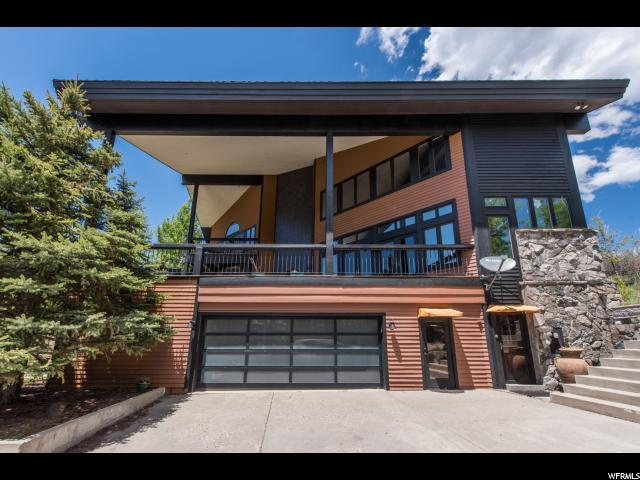 Single Family for Sale at 1235 AERIE Drive 1235 AERIE Drive Unit: 87 Park City, Utah 84060 United States