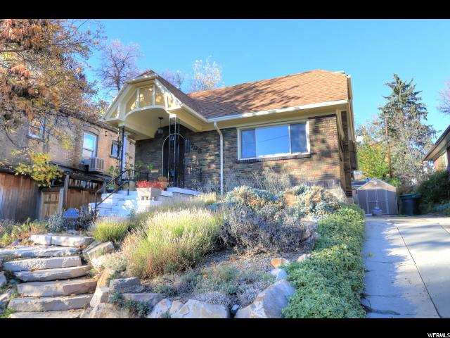 Home for sale at 703 4th Ave, Salt Lake City, UT 84103. Listed at 349900 with 3 bedrooms, 2 bathrooms and 1,618 total square feet