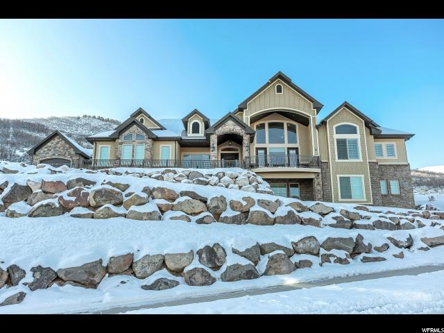Single Family for Sale at 5279 W ROLLING BROOK Drive Herriman, Utah 84096 United States