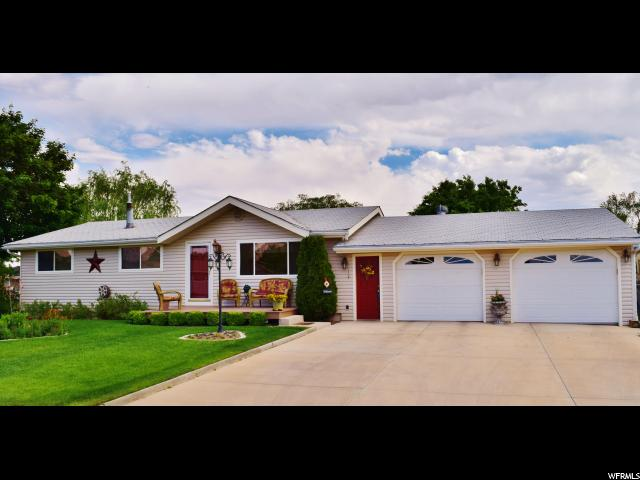 Single Family for Sale at 100 E 640 N Castle Dale, Utah 84513 United States