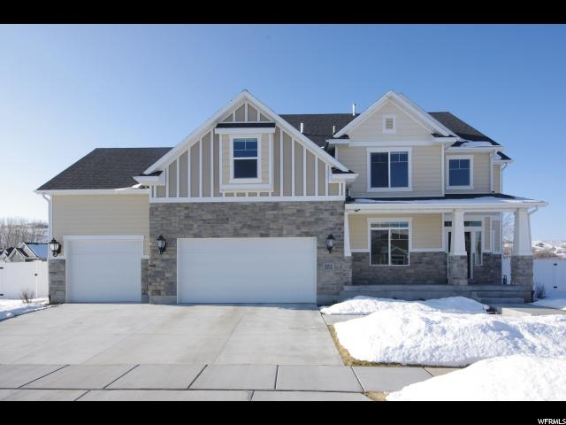 单亲家庭 为 销售 在 525 E PETERSON PKWY South Weber, 犹他州 84405 美国