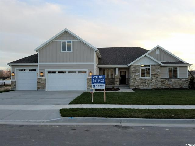 Single Family for Sale at 2129 W BAMBERGER Drive Riverton, Utah 84065 United States