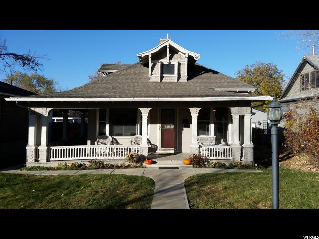Home for sale at 1208 S Lake St, Salt Lake City, UT  84105. Listed at 294000 with 2 bedrooms, 1 bathrooms and 1,233 total square feet