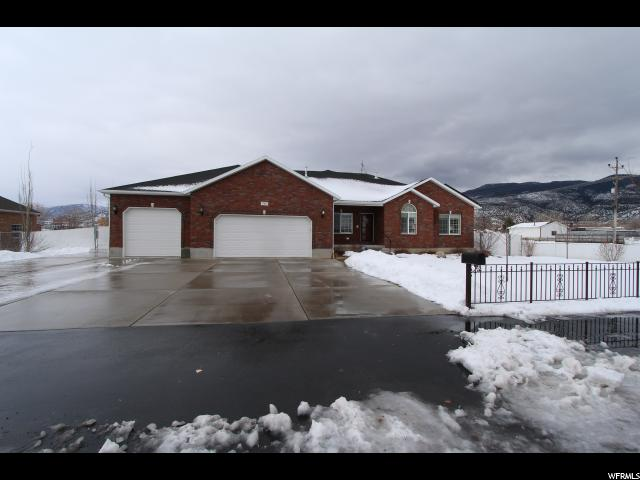Single Family for Sale at 568 N 300 W Manti, Utah 84642 United States