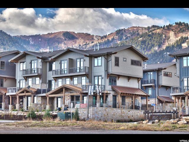 3780 BLACKSTONE DR Unit 21, Park City UT 84098