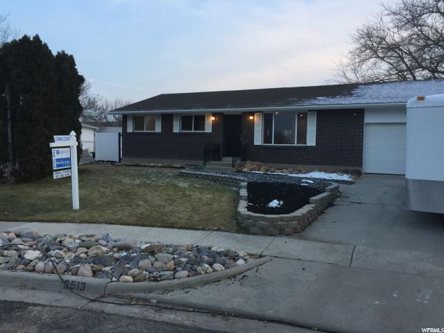 3513 W OGALLALA DR, West Valley City UT 84119