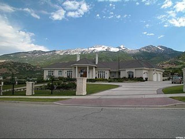 Single Family for Sale at 1389 E BOX ELDER Drive Alpine, Utah 84004 United States