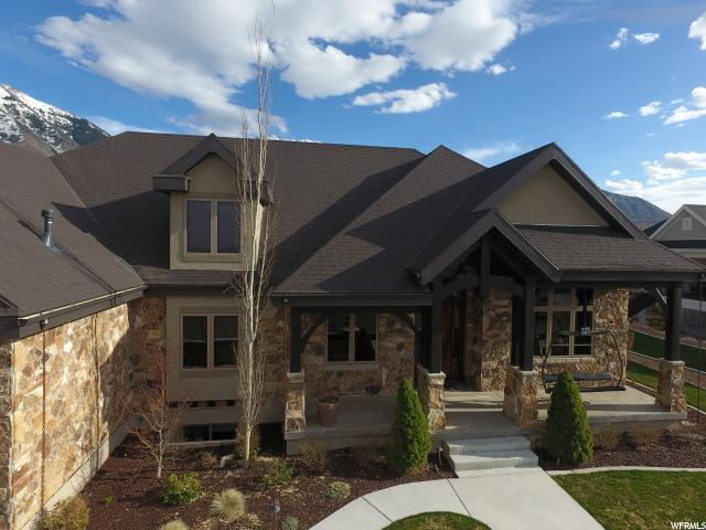 Single Family for Sale at 666 E STRAWBERRY Road Salem, Utah 84653 United States