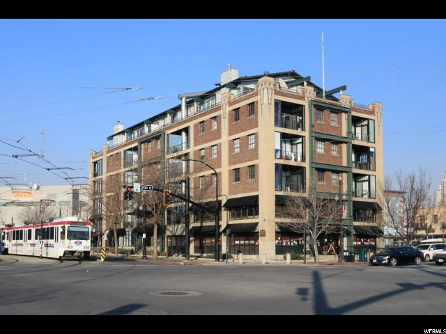 Home for sale at 380 W 200 South #105, Salt Lake City, UT 84101. Listed at 375000 with 1 bedrooms, 2 bathrooms and 1,500 total square feet