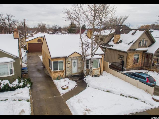 Home for sale at 1148 E Roosevelt, Salt Lake City, UT  84105. Listed at 359900 with 4 bedrooms, 2 bathrooms and 1,440 total square feet