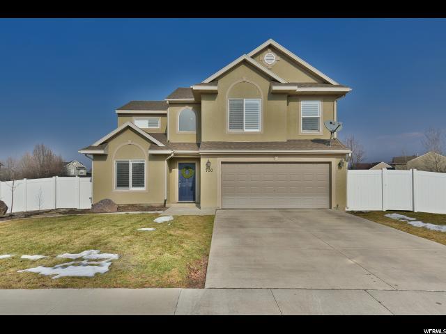 单亲家庭 为 销售 在 700 W 1950 N West Bountiful, 犹他州 84087 美国